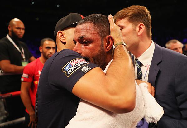 Boxing at O2 Arena Photograph by Richard Heathcote
