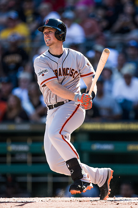 Buster Posey Photograph by Rob Tringali