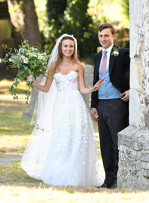 Charlie Van Straubenzee Wedding Photograph by Karwai Tang
