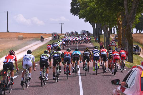 Cycling: 104th Tour de France 2017 / Stage 7 Photograph by Tim de Waele