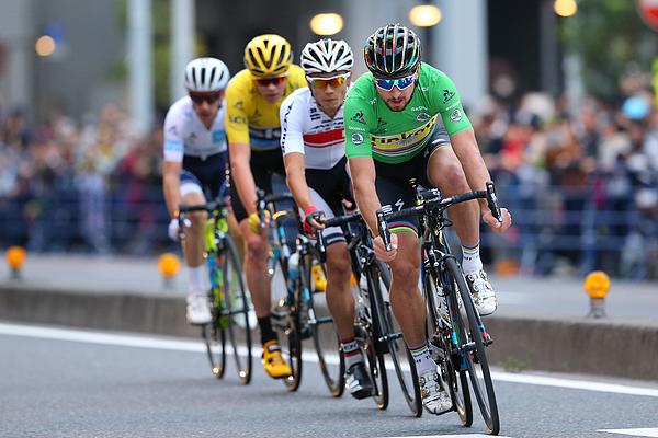 Cycling: 4th Tour de France Saitama Criterium 2016 Photograph by Kei Tsuji