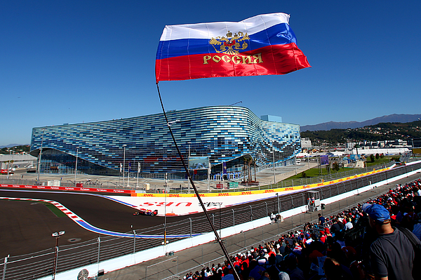 F1 Grand Prix of Russia - Qualifying Photograph by Mark Thompson