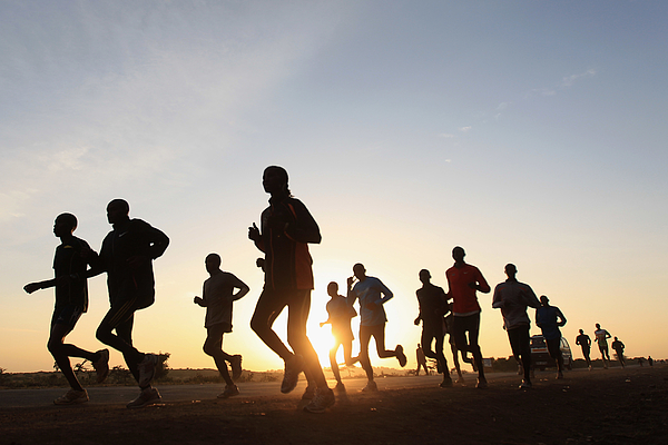 IAAF Day In The Life in Kenya Photograph by Michael Steele