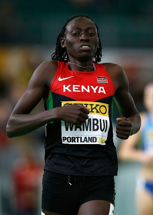 IAAF World Indoor Championships - Day 3 Photograph by Christian Petersen