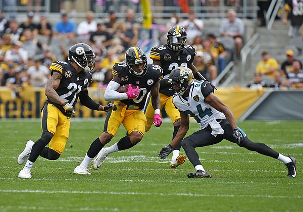 Jacksonville Jaguars v Pittsburgh Steelers Photograph by Justin K. Aller