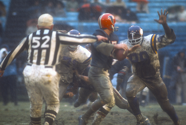 Minnesota Vikings v Atlanta Falcons Photograph by Focus On Sport