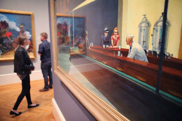 New Survey Ranks Chicagos Art Institute Top Museum In The World Photograph by Scott Olson