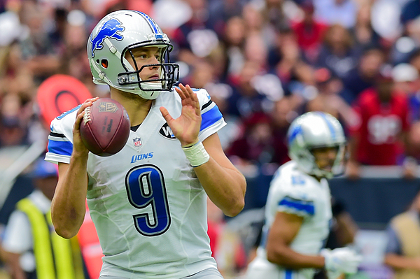 NFL: OCT 30 Lions at Texans Photograph by Icon Sportswire