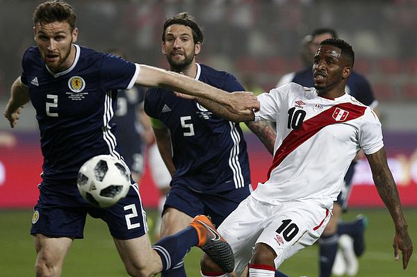 Peru v Scotland -International Friendly Photograph by Leonardo Fernandez