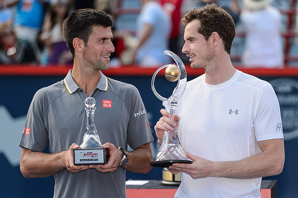 Rogers Cup Montreal - Day 7 Photograph by Minas Panagiotakis