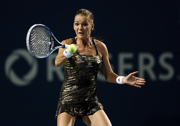 Rogers Cup Toronto - Day 3 Photograph by Vaughn Ridley