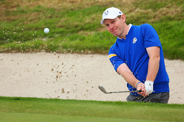 Singles Matches - 2014 Ryder Cup Photograph by Mike Ehrmann