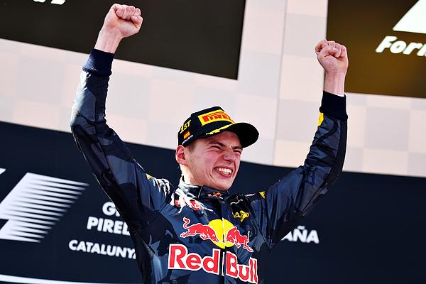 Spanish F1 Grand Prix Photograph by Clive Mason