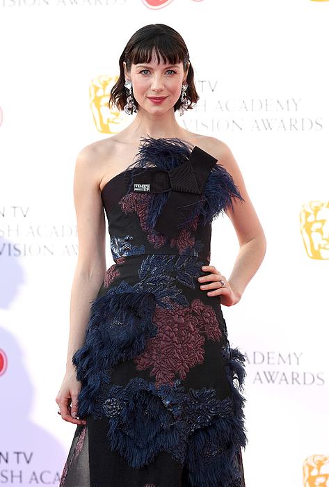 Virgin TV BAFTA Television Awards - Red Carpet Arrivals Photograph by Karwai Tang