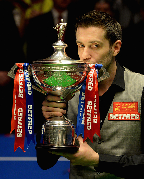 World Snooker Championship - Day 17 (Final) Photograph by Gareth Copley