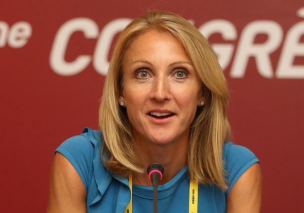 49th IAAF Congress - Moscow 2013 Photograph by Christian Petersen