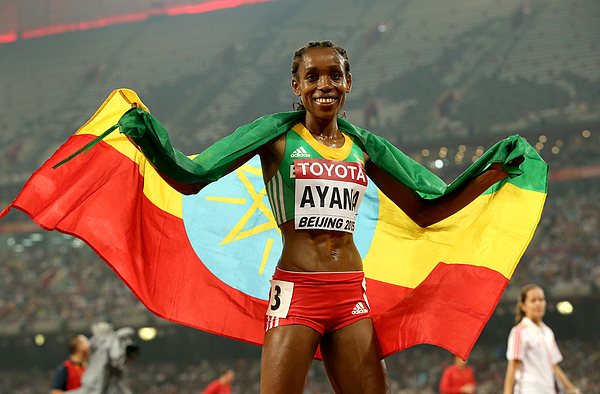 15th IAAF World Athletics Championships Beijing 2015 - Day Nine Photograph by Andy Lyons