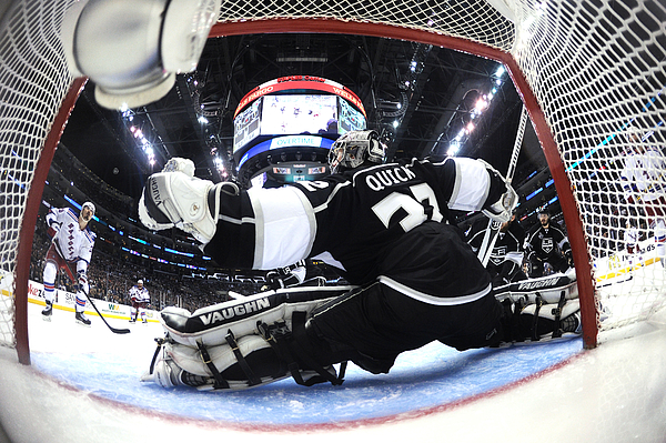 2014 NHL Stanley Cup Final - Game Five Photograph by Harry How