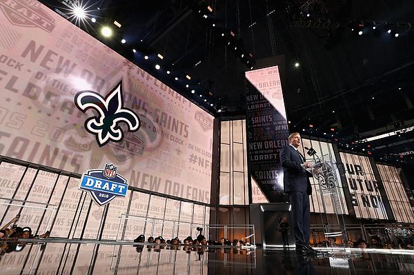 2018 NFL Draft Photograph by Ronald Martinez