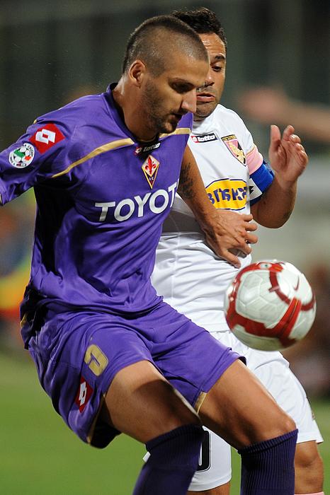 ACF Fiorentina v US Citta di Palermo - Serie A Photograph by Tullio Puglia
