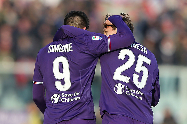 ACF Fiorentina v US Sassuolo - Serie A Photograph by Gabriele Maltinti