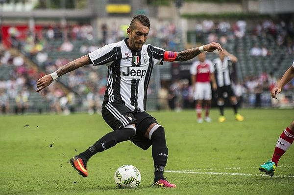 AET International Challenge Cup - South China vs Juventus Photograph by Power Sport Images