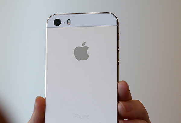 Apple Introduces Two New iPhone Models At Product Launch Photograph by Justin Sullivan