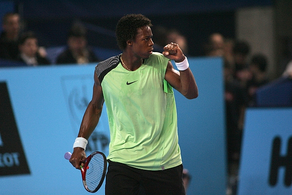 Gael Monfils Photograph by Icon Sport