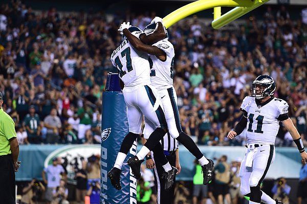 NFL: AUG 24 Preseason - Dolphins at Eagles Photograph by Icon Sportswire