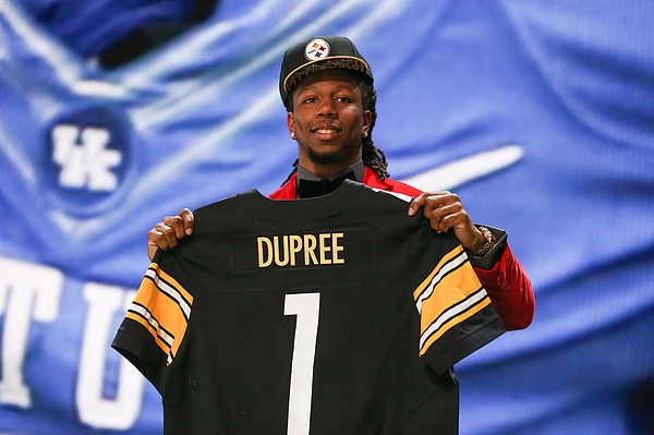 NFL Draft Photograph by Jonathan Daniel