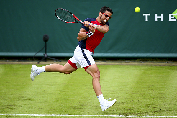 The Boodles Tennis Event Photograph by Jordan Mansfield