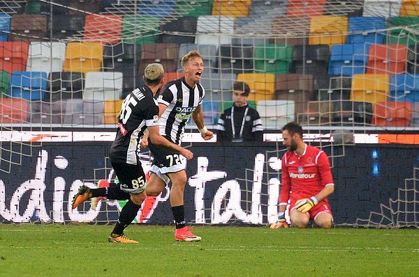 Udinese Calcio v Atalanta BC - Serie A Photograph by Dino Panato