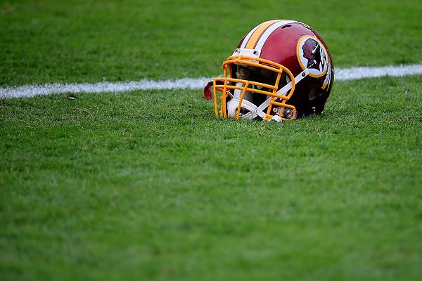 Washington Redskins v Philadelphia Eagles Photograph by Rob Carr