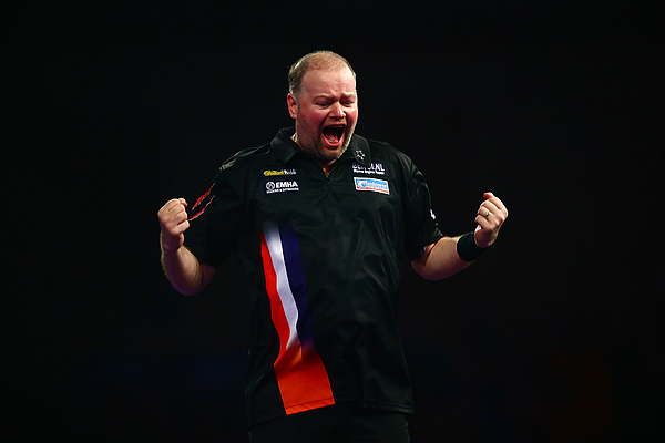 2016 William Hill PDC World Darts Championships - Day Eleven Photograph by Jordan Mansfield