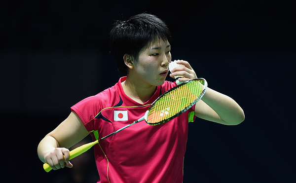 BWF Destination Dubai World Superseries Finals - Day 1 Photograph by Christopher Lee