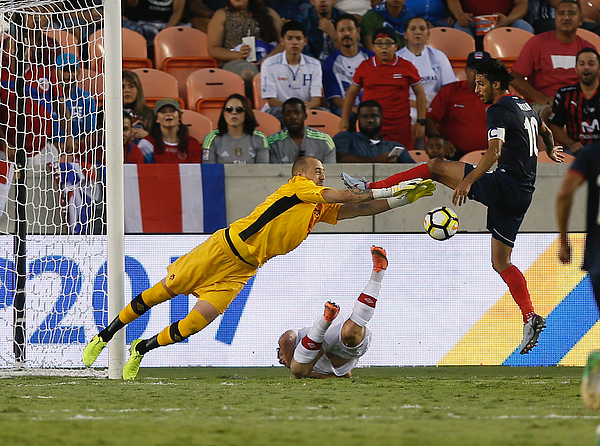 Canada v Costa Rica: Group A - 2017 CONCACAF Gold Cup Photograph by Bob Levey