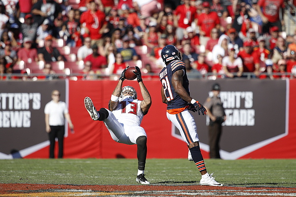 Chicago Bears v Tampa Bay Buccaneers Photograph by Joe Robbins