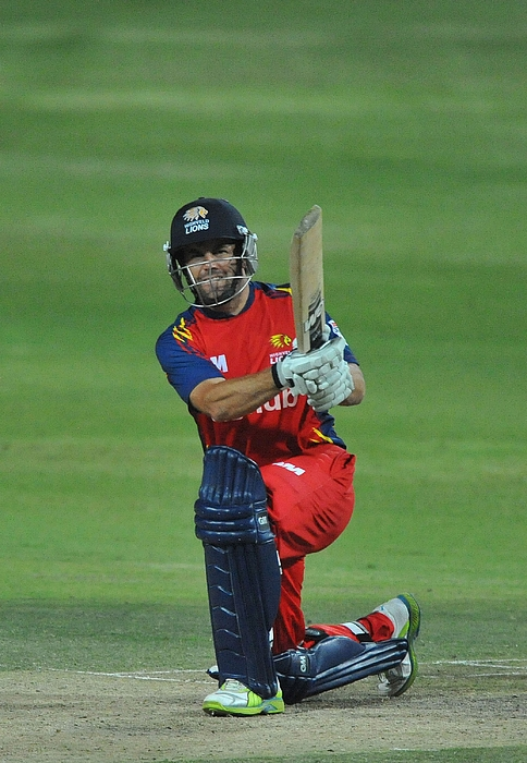 CLT20 2012 - Highveld Lions v Mumbai Indians Photograph by Gallo Images