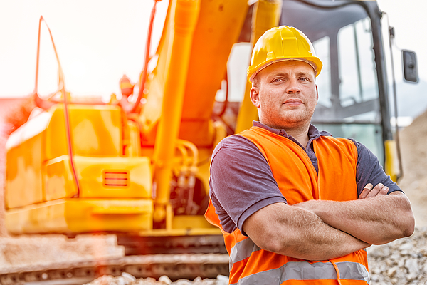 Earth Digger Driver Photograph by GregorBister