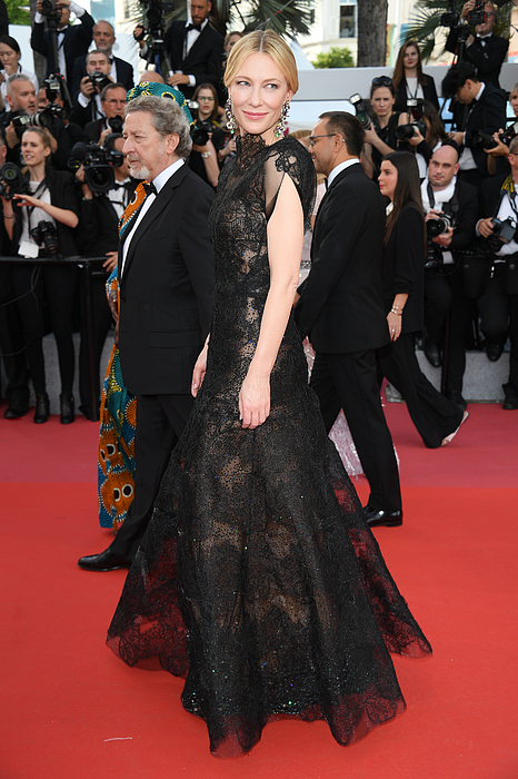 Everybody Knows (Todos Lo Saben) & Opening Gala Red Carpet Arrivals - The 71st Annual Cannes Film Festival Photograph by Daniele Venturelli