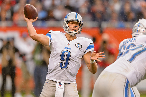 NFL: OCT 02 Lions at Bears Photograph by Icon Sportswire