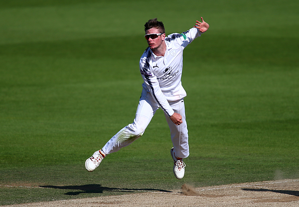Surrey v Hampshire - Specsavers County Championship: Division One Photograph by Jordan Mansfield