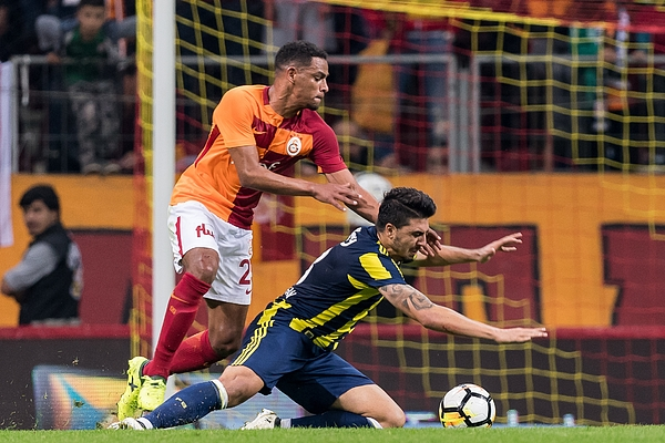 Turkish Spor Toto Super LigGalatasaray AS v Fenerbahce AS Photograph by VI-Images