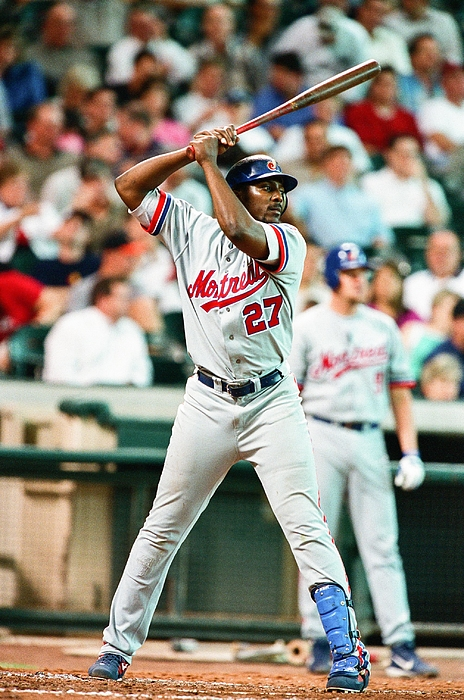 Vladimir Guerrero Photograph by The Sporting News