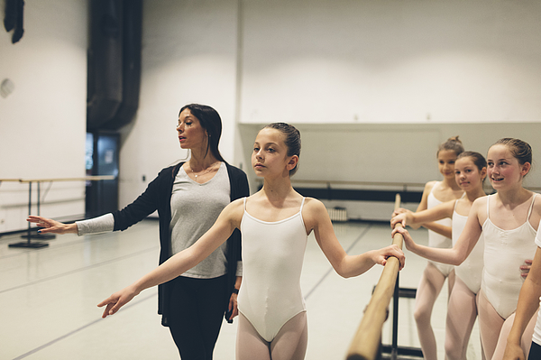 Ballet School Photograph by Vgajic