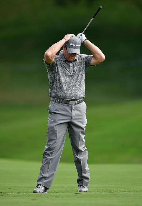 PGA Championship - Round One Photograph by Stuart Franklin