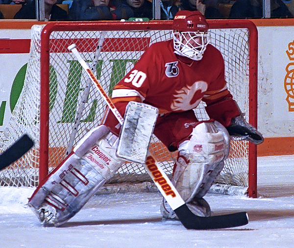 Calgary Flames v Toronto Maple Leafs Photograph by Graig Abel