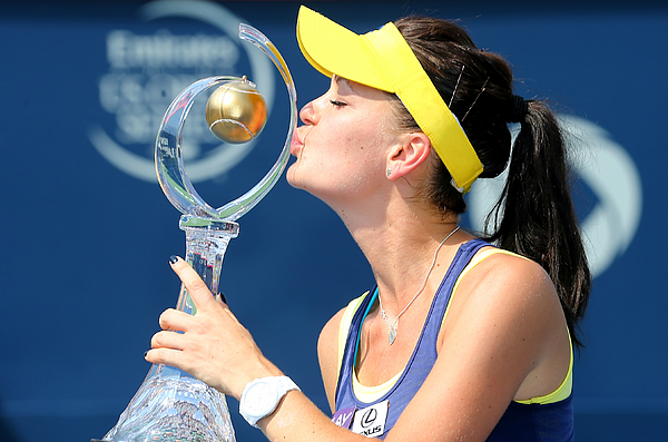 Rogers Cup - Montreal Photograph by Streeter Lecka