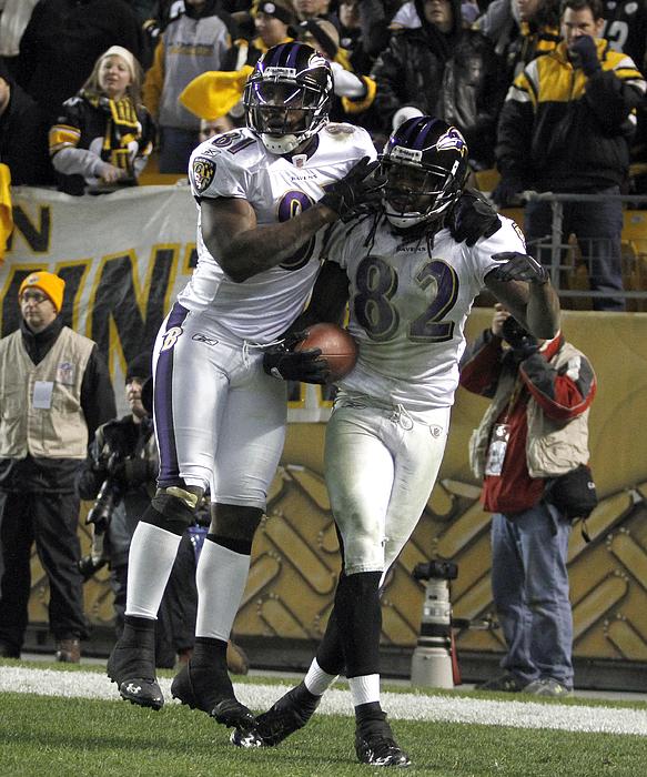 Baltimore Ravens v Pittsburgh Steelers Photograph by Justin K. Aller