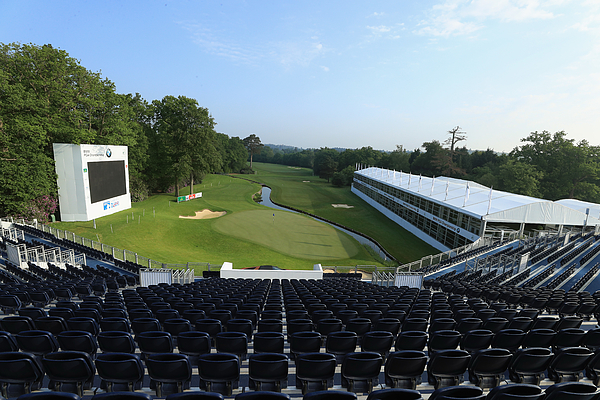 BMW PGA Championship - Previews Photograph by Andrew Redington